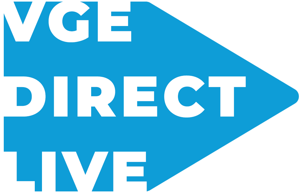 VGE Direct/Live - show your games at Viborg Game Expo